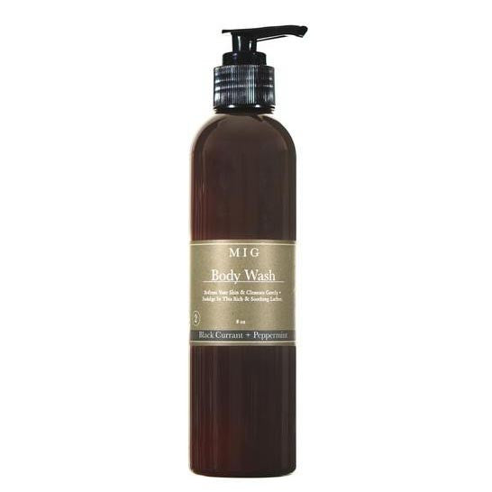 MIG Black Currant and Peppermint Body Wash - AILLEA