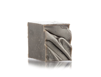 Osmia Black Clay Facial Soap - AILLEA
