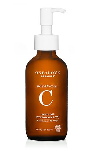 One Love Organics Botanical C Body Oil - AILLEA