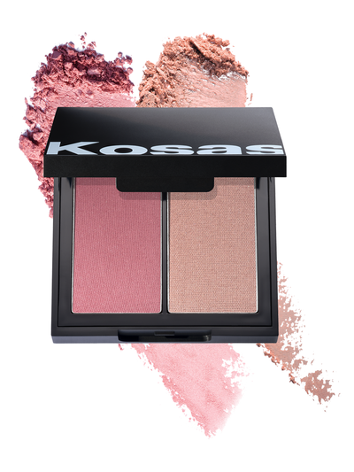 Kosas High Intensity ⚡️Color and Light Pressed Powder Palette - AILLEA