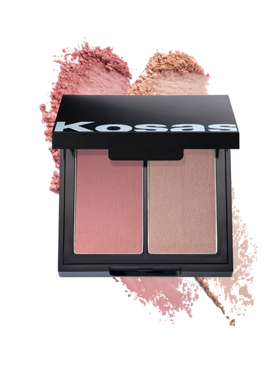 Kosas - Color and Light Pressed Powder Palette - AILLEA