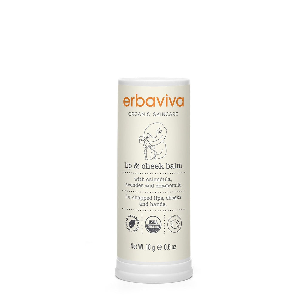 Erbaviva Organic Lip and Cheek Balm - AILLEA