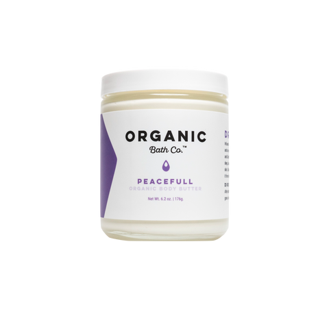 Organic Bath Co x AILLEA Citrus Lemongrass Organic Body Butter