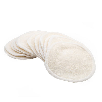 Jenny Patinkin Pure Luxury Organic Bamboo Reusable Rounds - AILLEA