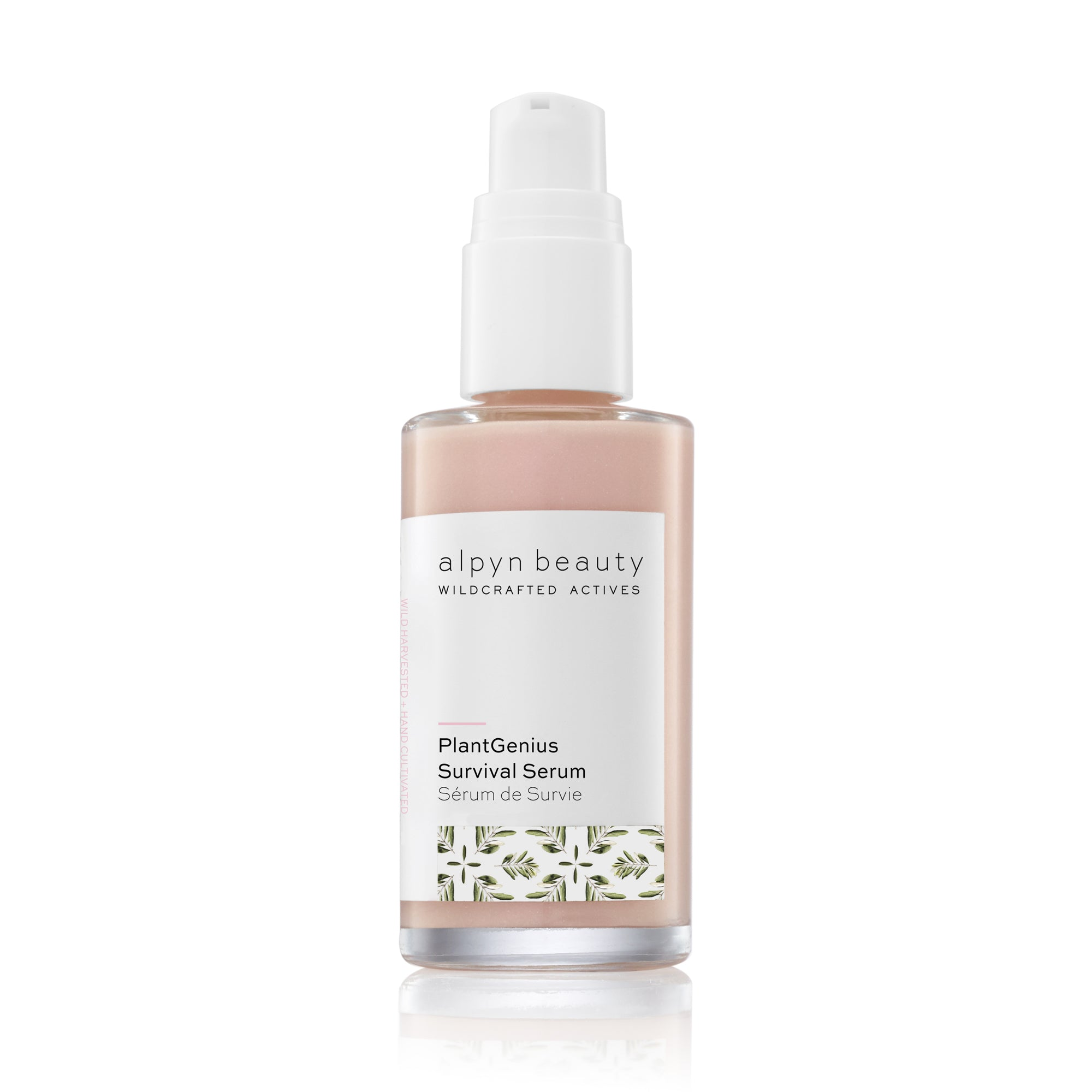 plant genius survival serum