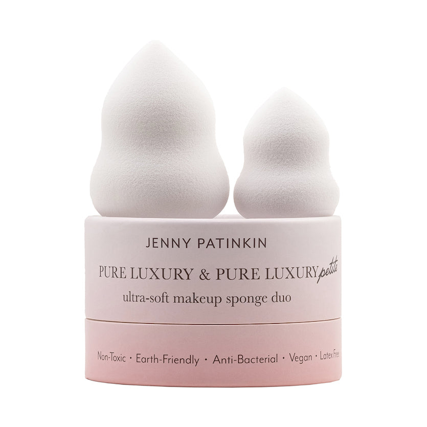 Jenny Patinkin Luxury Makeup Sponge Duo AILLEA