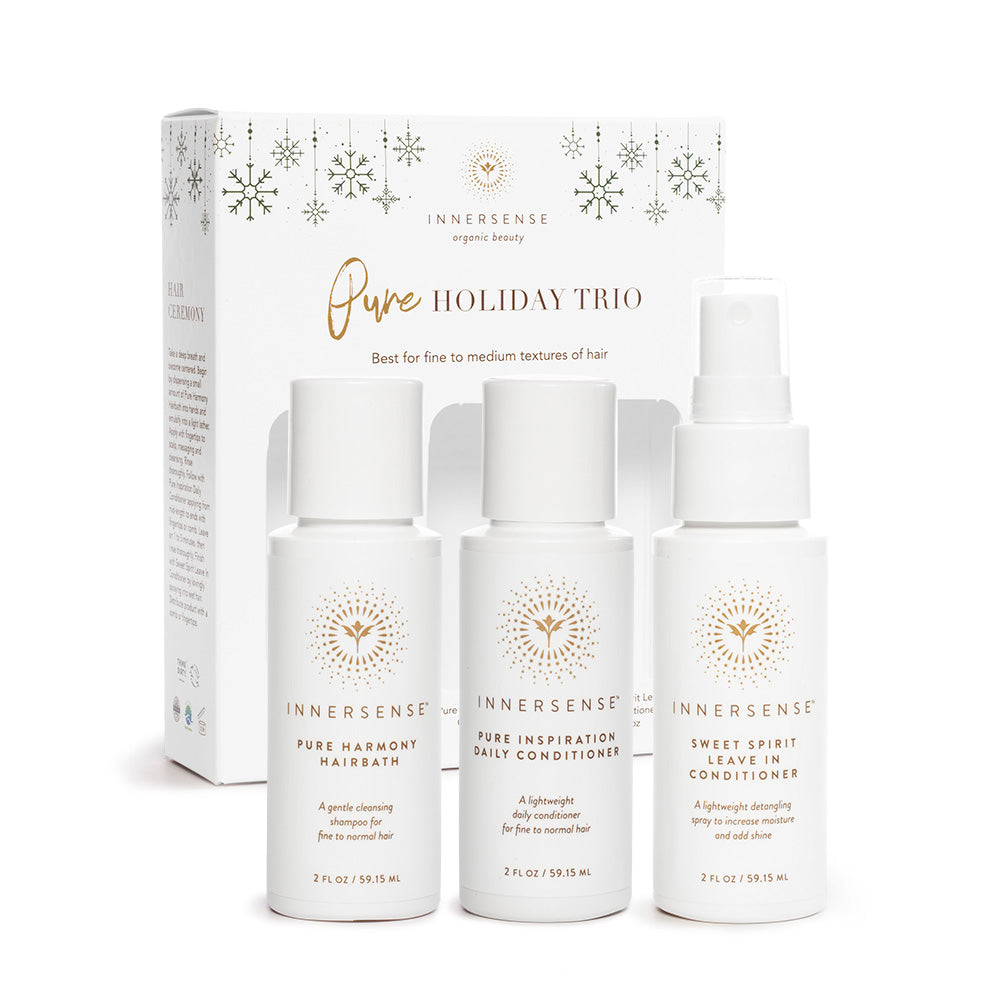 Innersense Pure Holiday Trio - AILLEA