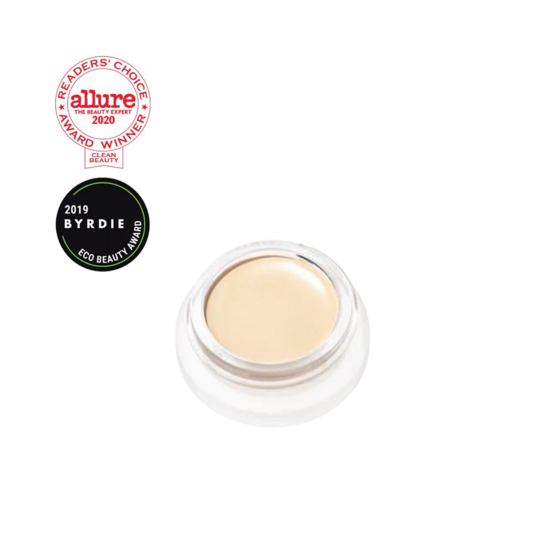 "RMS ""Un"" Cover-UP Concealer has won multiple Allure best of beauty awards and many others from publications like Byrdie,"