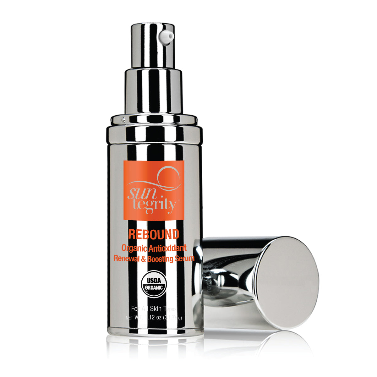 Suntegrity Rebound - Organic Antioxidant Renewal and Boosting Serum - AILLEA