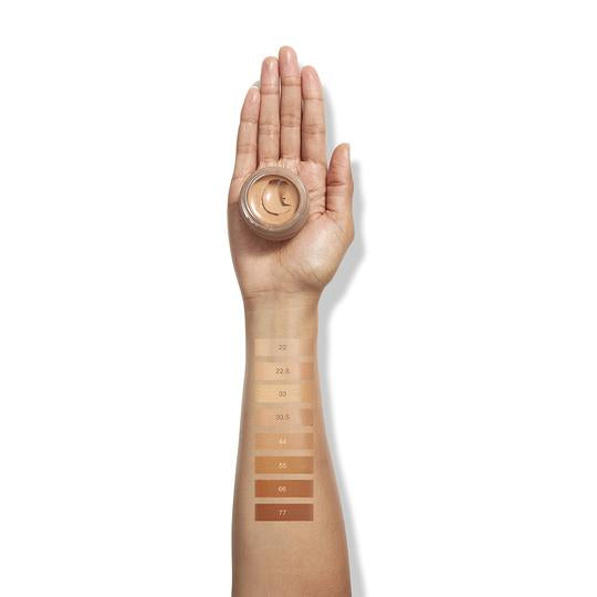 "RMS ""Un"" Cover Up Cream Foundation - arm swatches- AILLEA"