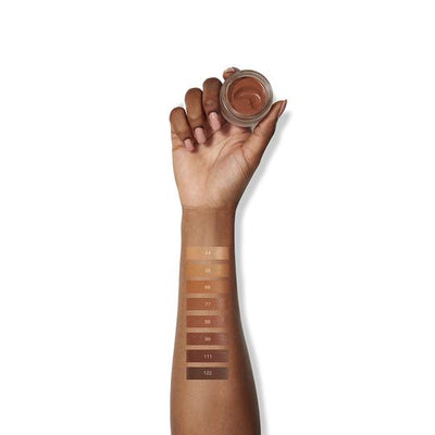 "RMS ""Un"" Cover Up Cream Foundation -arm swatches- AILLEA"