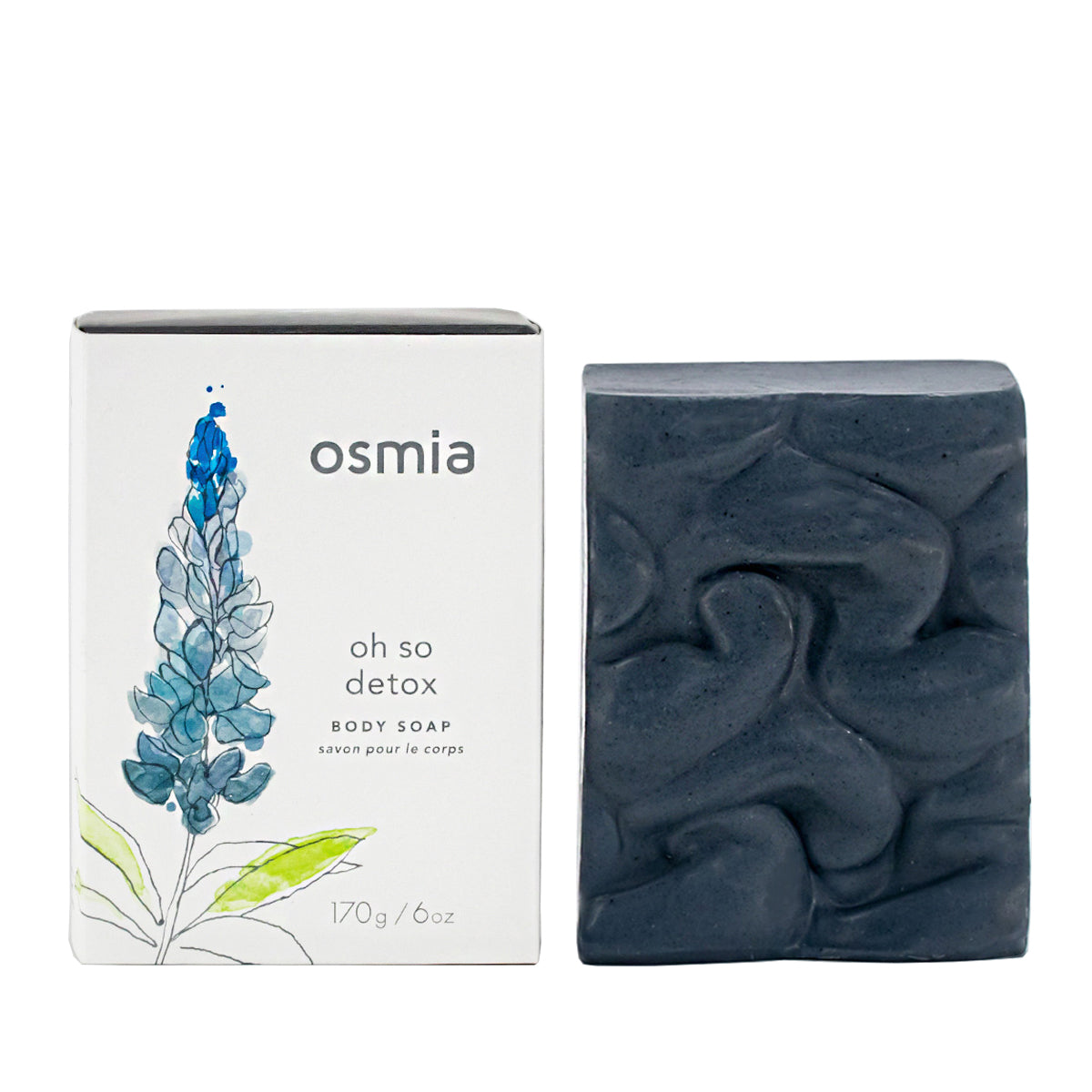 Osmia Oh So Detox Soap - AILLEA