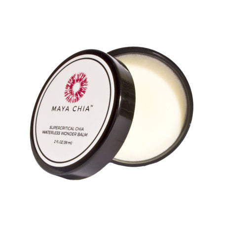 Supercritical chia waterless wonder balm