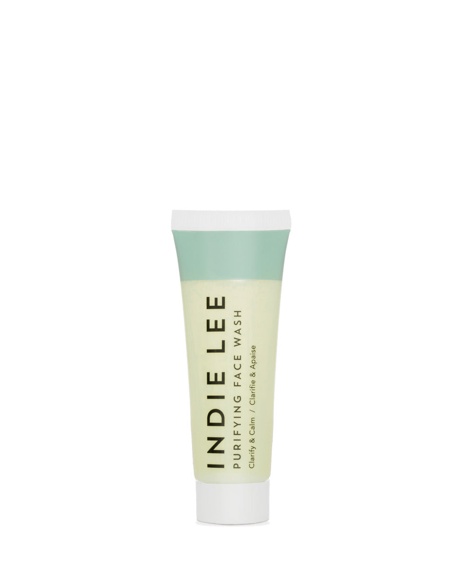 Indie Lee Purifying Face Wash - Travel Size