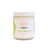 Organic Bath Co x AILLEA Citrus Lemongrass Organic Body Butter - AILLEA