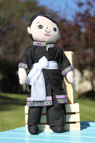 Hmong Handmade Male Doll
