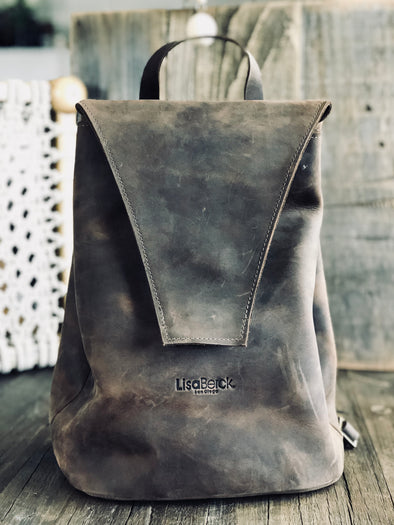 BILLIE BackPack - Leather