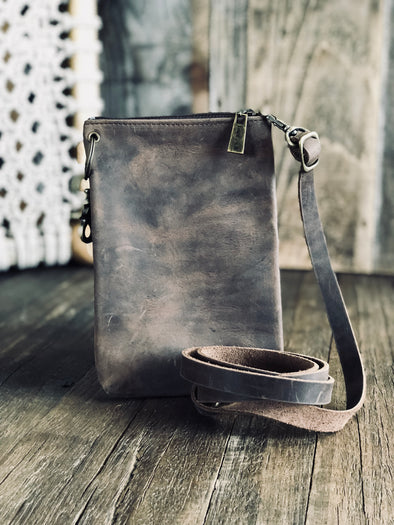 LONDYN B BAG™ - Leather