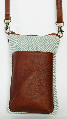 South Coast Mini Crossbody (More Color/Fabric Options Available)
