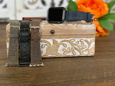Watch Band (For Apple Watch) - Leather