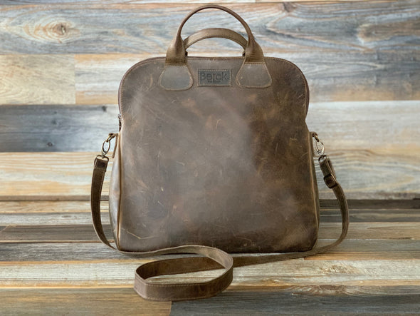 JC Tech Bag - Leather