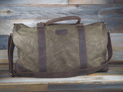CHET Duffel/Carry-on