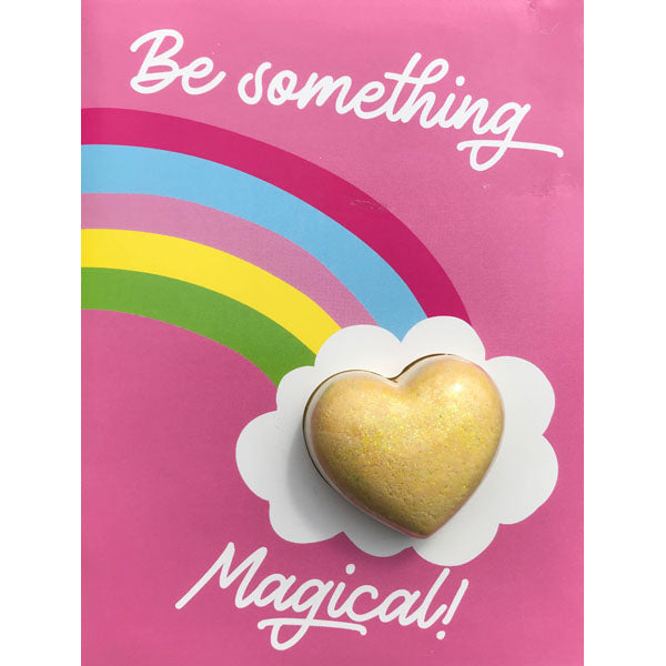 Feeling Smitten - Be Something Magical Bath Card