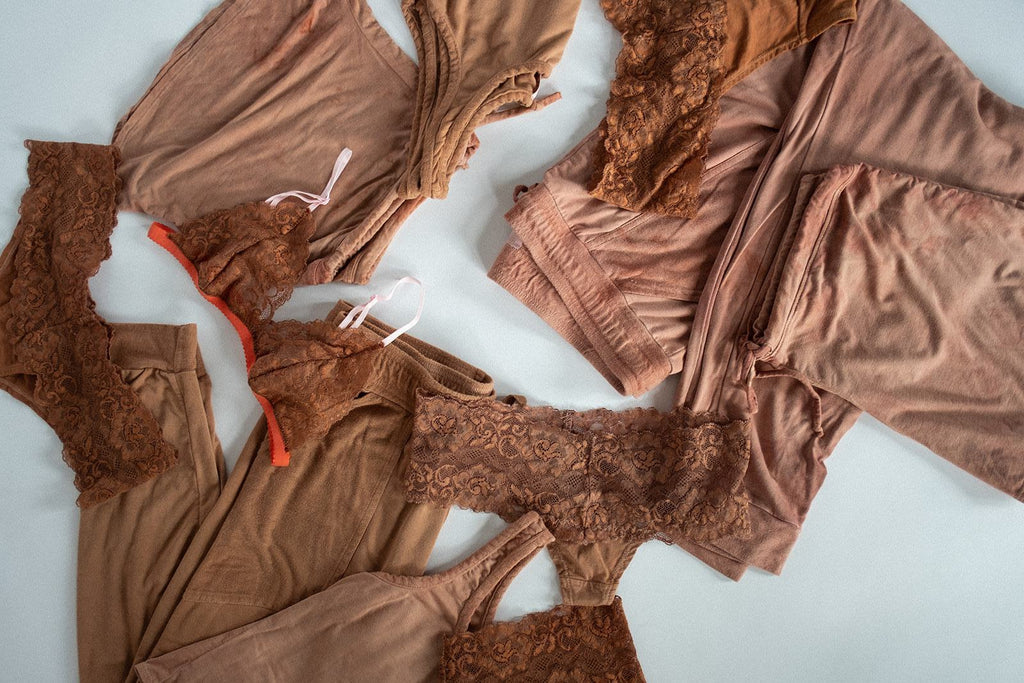 Terracotta: Our New Hand-Dyed Cutch Dye Collection