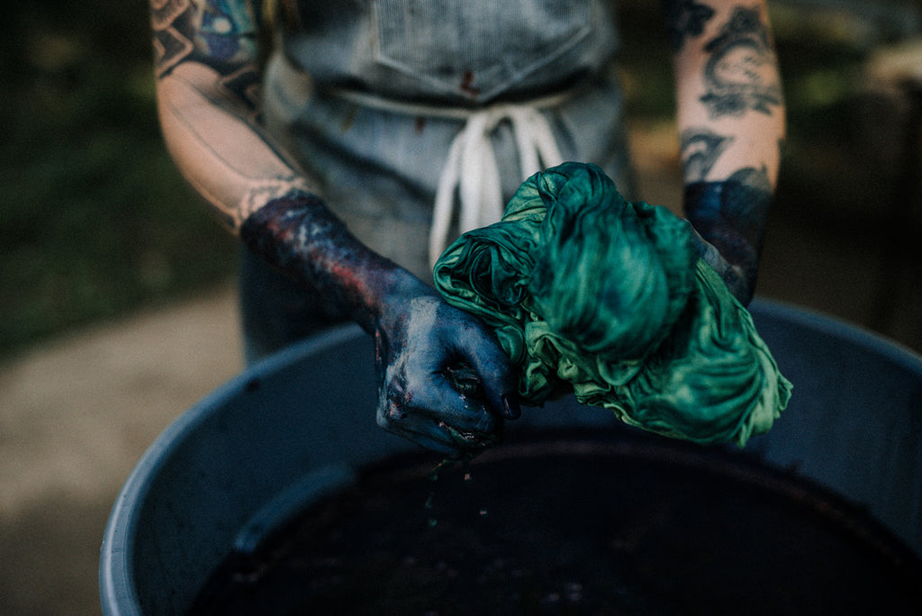 Join Our Backyard Workshop: Tie-Dying Sustainable Clothes