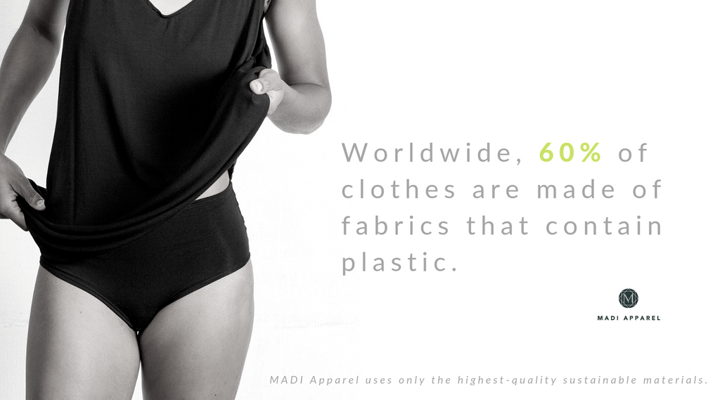 bamboo fabrics for plastic-free july