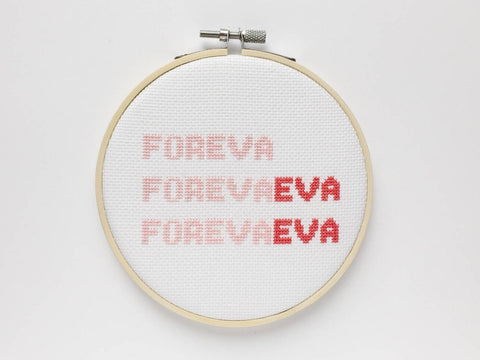 forevea eva cross stitch