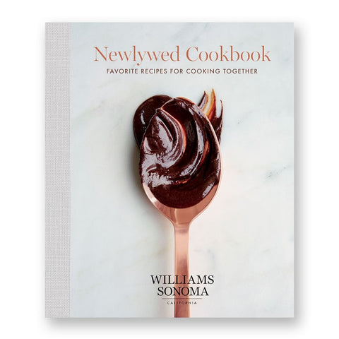 newlywed cookbook from williams sonoma