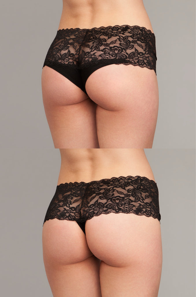 Lace Panty Two Pack
