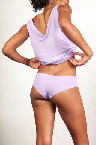 Sleepwear Combo - Bamboo Sleep Top + Bamboo Classic Boyshort