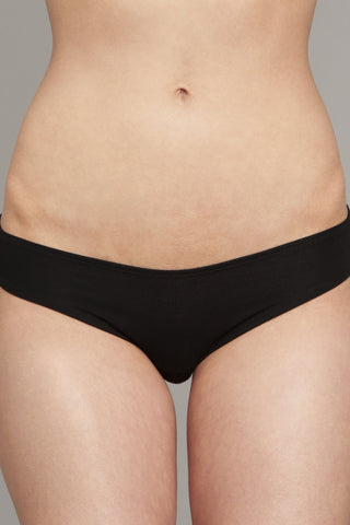 The Pamela - Black Cheeky Brazilian