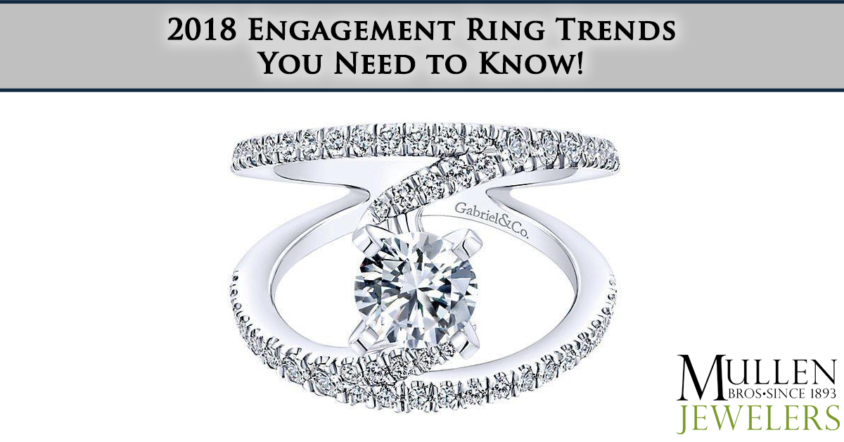 2018 Engagement Ring Trends
