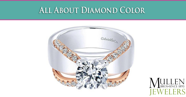 All About Diamond Color