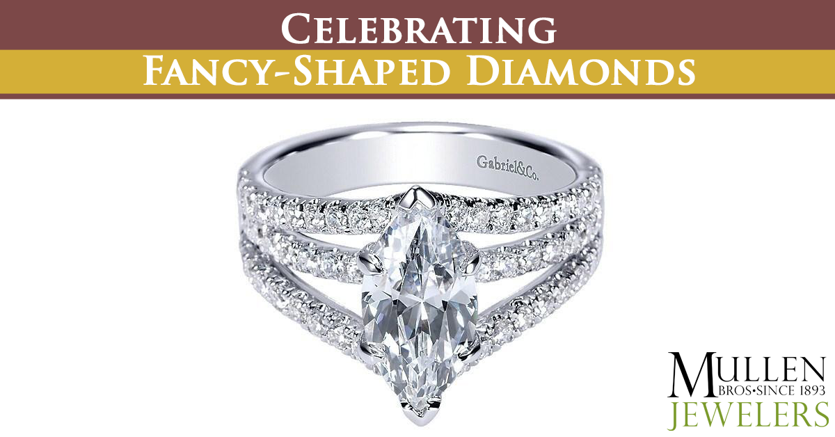 Celebrating the Fancy-Shaped Diamond