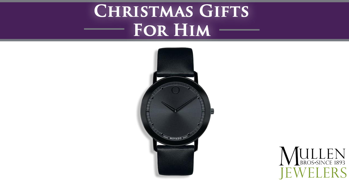 45787b4529026 Christmas Gifts for Him! - Mullen Jewelers