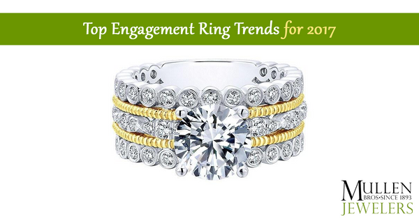 Engagement Rings Trends for 2017