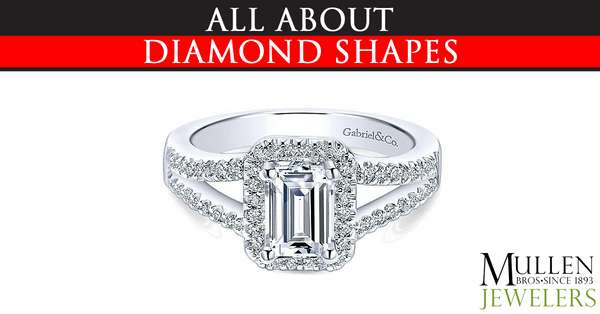 All About Diamond Shapes