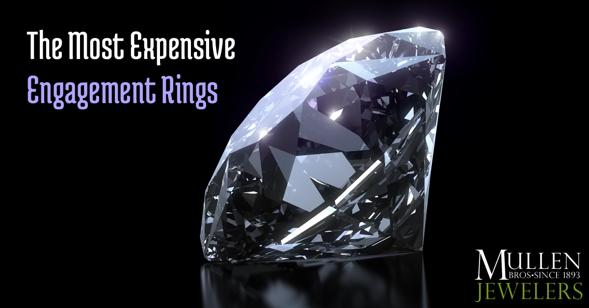 Most Expensive Engagement Rings...EVER!