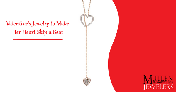 Top 10 Heart Jewelry Gift Ideas for Valentine's Day