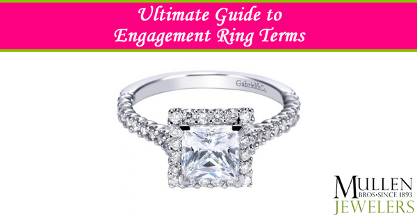 The Ultimate Guide To Engagement Ring Terminology