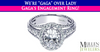 A Look at Lady's Gaga's Engagement Ring
