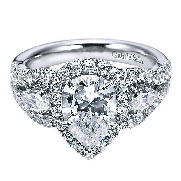 All Other Fancy Shaped Diamond Rings