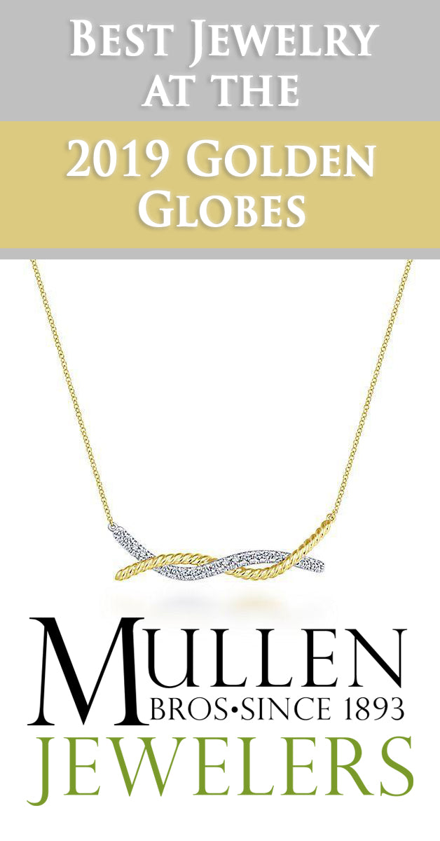 Best Jewelry at the 2019 Golden Globes