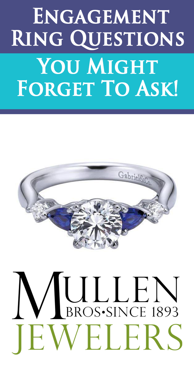 Engagement Ring Questions You May be Afraid or Embarrassed to Ask