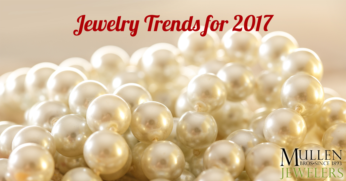 Jewelry Trends for 2017