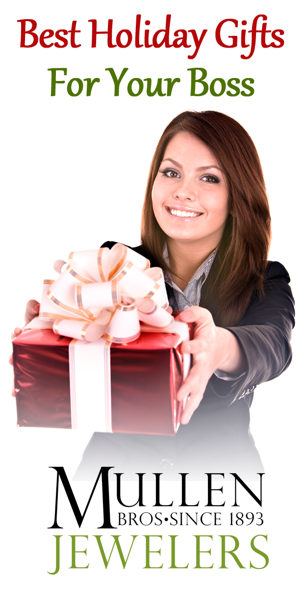 What to Get Your Boss for Christmas